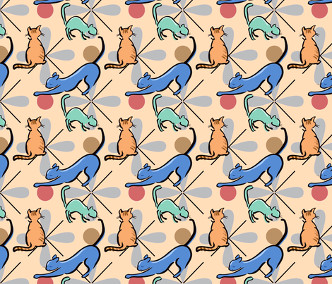 felix's cousins fabric by vinpauld on Spoonflower - custom fabric
