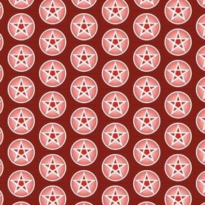 reds pentacle tiny repeat