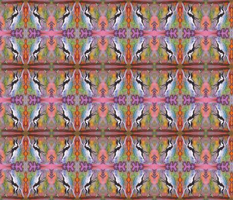 Paint Pony fabric by happyartmarti on Spoonflower - custom fabric