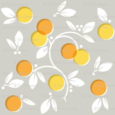 Citrus is a Winter Fruit