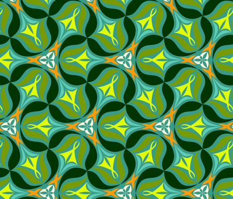 Vilda C X-Large fabric by helena on Spoonflower - custom fabric