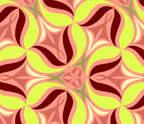 Vilda A X-Large fabric by helena on Spoonflower - custom fabric