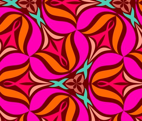 Vilda F X-Large fabric by helena on Spoonflower - custom fabric