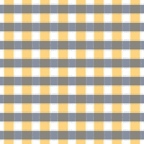 Beyond the Sea: Gingham Sun