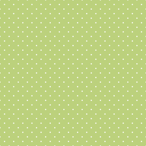 Pin Dots on Green fabric by ejrippy on Spoonflower - custom fabric