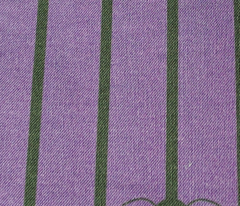 Spider Stripe Purple