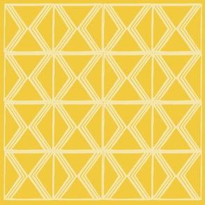AfroModern No.3 (Saffron)