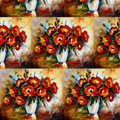 Exuberance fabric by afremov_designs on Spoonflower - custom fabric