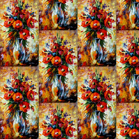 The Gift of Fall fabric by afremov_designs on Spoonflower - custom fabric