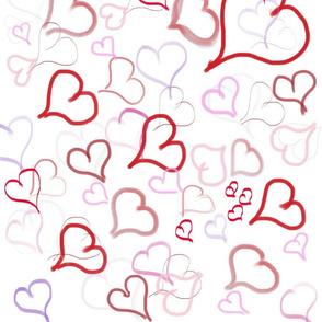 Whimsy Hearts