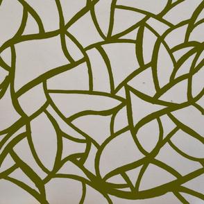olive green vine