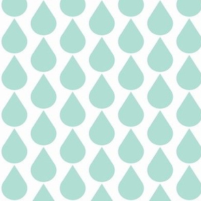Mini raindrop mint