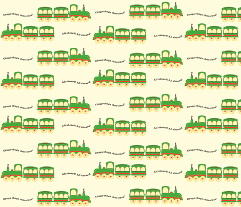white_background_train fabric by featheredneststudio on Spoonflower - custom fabric