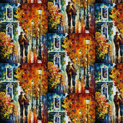After The Date fabric by afremov_designs on Spoonflower - custom fabric