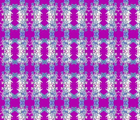 Formal Flowers fabric by robin_rice on Spoonflower - custom fabric