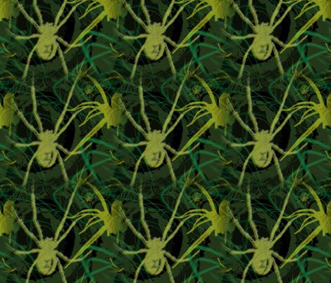 Poison fabric by coriander_shea on Spoonflower - custom fabric