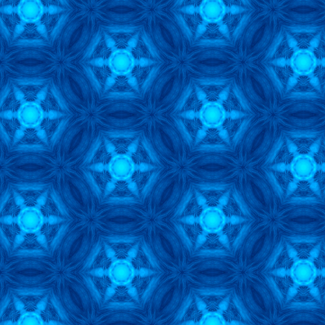 Midnight Star fabric by coriander_shea on Spoonflower - custom fabric