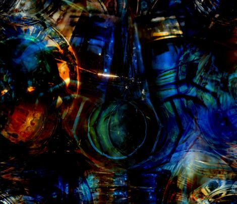 Glass - 2 fabric by heytangerine on Spoonflower - custom fabric