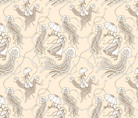 Bath, England 1894 fabric by emamont on Spoonflower - custom fabric