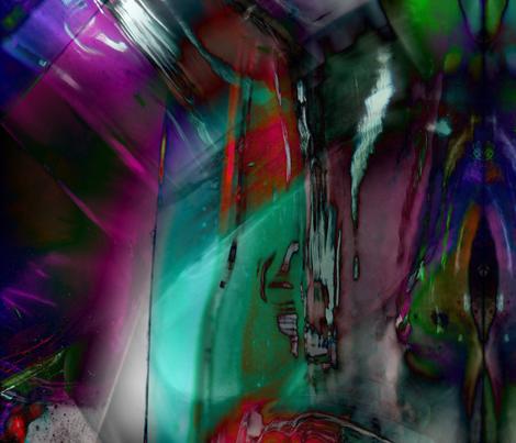 Glass - 5 fabric by heytangerine on Spoonflower - custom fabric