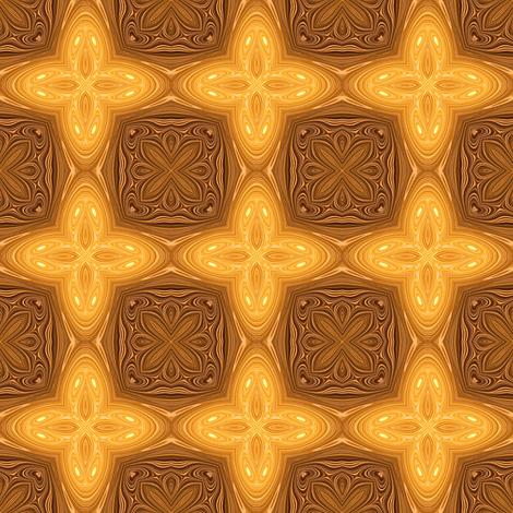 Liquid Sunshine fabric by coriander_shea on Spoonflower - custom fabric
