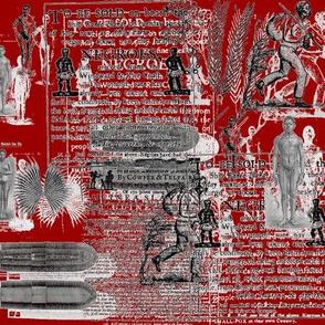 Slavery Toile II-Wine