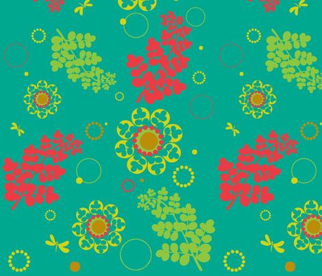 natureWalk fabric by flock on Spoonflower - custom fabric