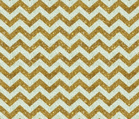 Rsparkle_chevron_silver_and_gold_shop_preview