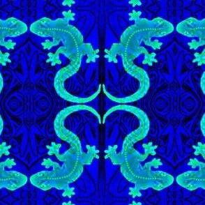 Rococo Lizards
