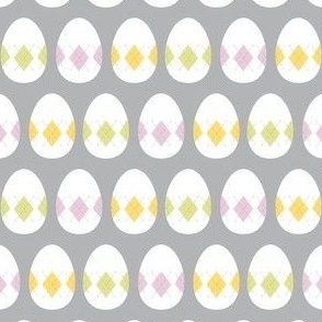 Argyle Eggs