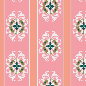 paradise blush crest