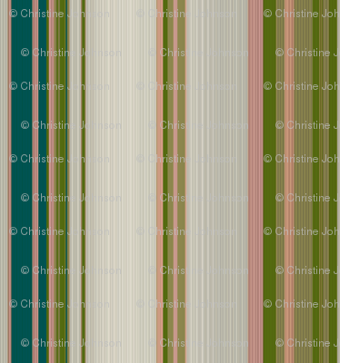 paradise rococo / rib stripe