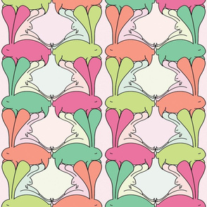 Aplin Bunnies, Original