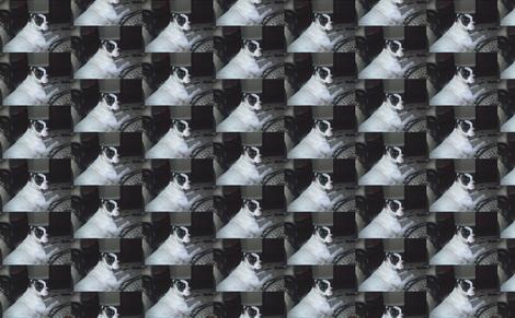 Puppy Love fabric by afremov_designs on Spoonflower - custom fabric