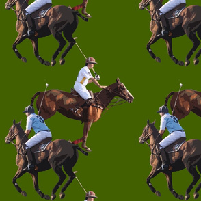 Carriage Trade Polo Melee
