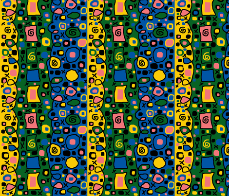 CatsoozieBlender_Multi fabric by auntiecats on Spoonflower - custom fabric