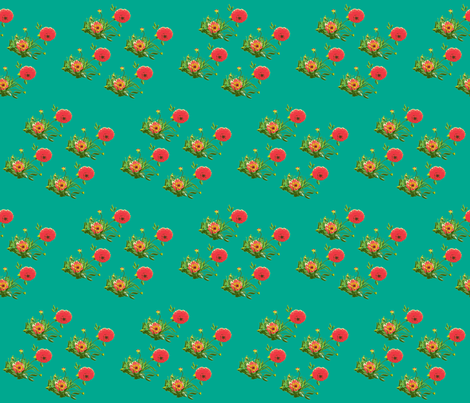 Dahlia_A_col_str_Picnik_collage-ch fabric by khowardquilts on Spoonflower - custom fabric