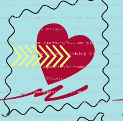 Sending Valentine Love