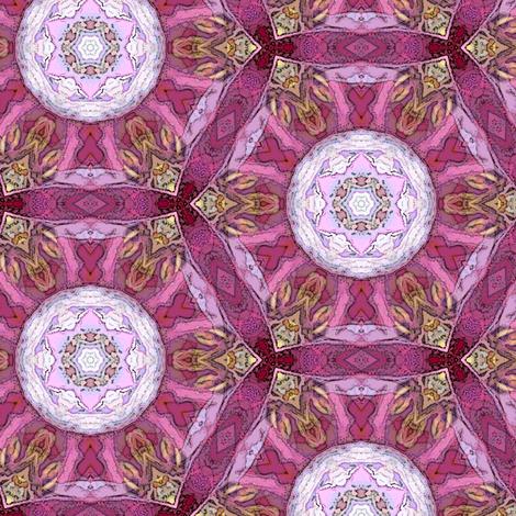 Oriental penta fabric by vib on Spoonflower - custom fabric