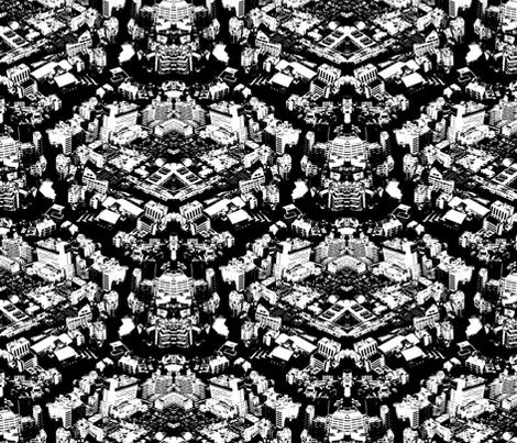 Tokyococo 1 (Please Zoom) fabric by chris on Spoonflower - custom fabric