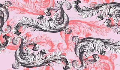 rococo pink