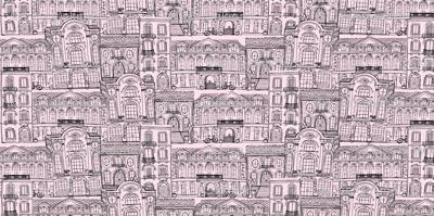 Rococo Toile