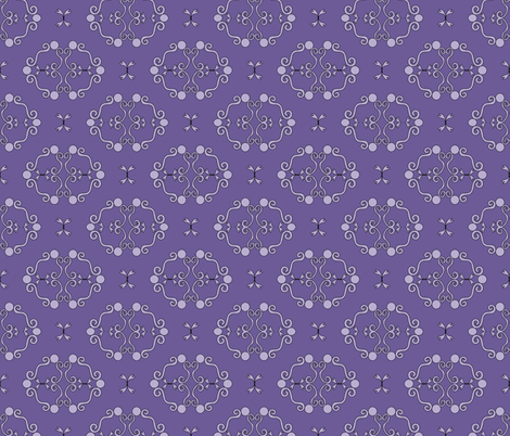 rococo_pattern_20110109 fabric by dingding on Spoonflower - custom fabric