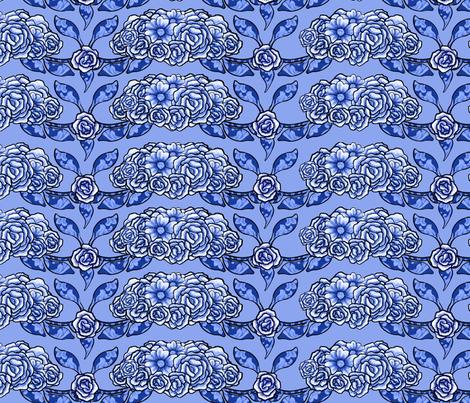 Rococo in repose fabric by vo_aka_virginiao on Spoonflower - custom fabric