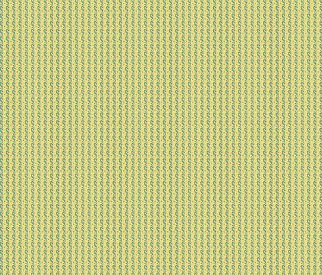 Hawaiian Rococo Micro Print fabric by ailau on Spoonflower - custom fabric
