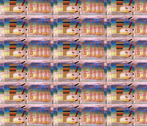 Dream 148 fabric by kkitwana on Spoonflower - custom fabric