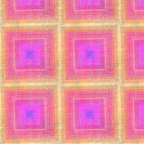 Pens colourful squares