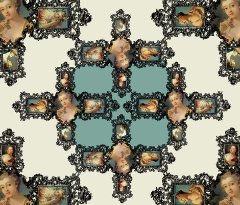 rock_O_ko2 fabric by regina81 on Spoonflower - custom fabric