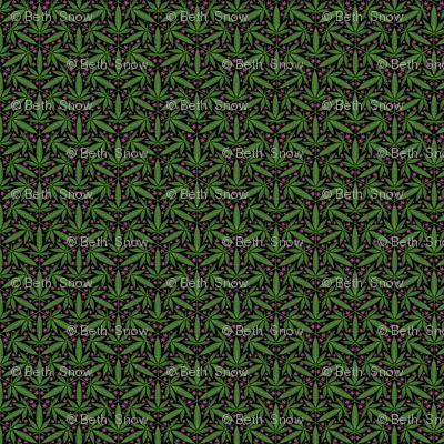 Delta-9 , Green