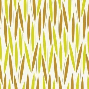 Leaf Cuts: Sand/Lemon